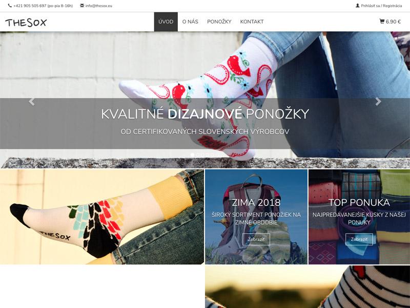 e-shop theSox