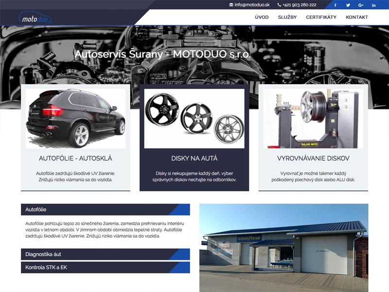 web MOTODUO